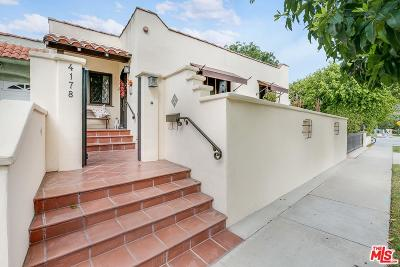 Los Angeles County Residential Income For Sale: 4178 Ince Boulevard