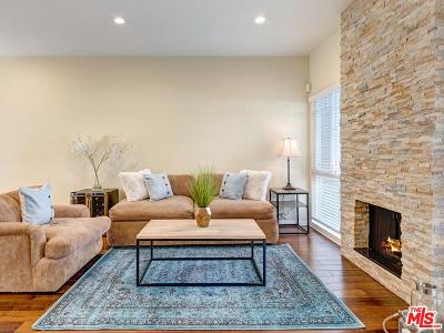 Los Angeles County Condo/Townhouse Active Under Contract: 11033 Massachusetts Avenue #8