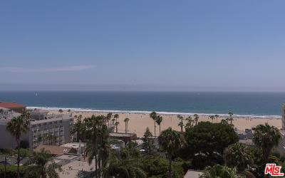 Santa Monica Condo/Townhouse For Sale: 1755 Ocean Avenue #403