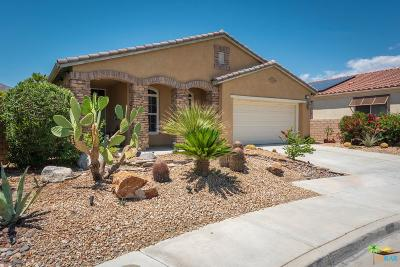 Palm Springs Single Family Home For Sale: 3773 Jasper Trails