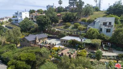 Los Angeles County Single Family Home For Sale: 1944 Corral Canyon Road