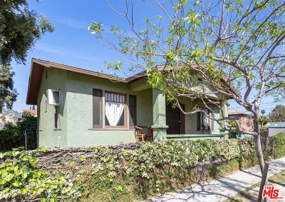 Single Family Home Active Under Contract: 1417 Blake Avenue