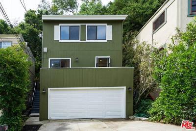 Single Family Home For Sale: 8954 Wonderland Avenue