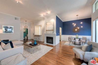 Condo/Townhouse For Sale: 10535 Ashton Avenue #104
