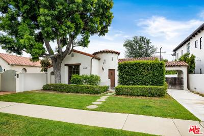 Los Angeles County Single Family Home Active Under Contract: 6440 Drexel Avenue