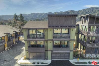 La Crescenta Condo/Townhouse For Sale: 4201 Pennsylvania Avenue #D1