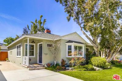 Single Family Home Active Under Contract: 7313 Alverstone Avenue