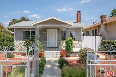 Highland Park Single Family Home For Sale: 5673 Buchanan Street