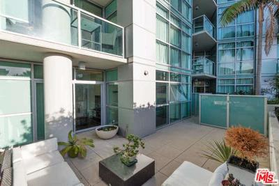 Marina Del Rey Rental Active Under Contract: 13700 Marina Pointe Drive #314