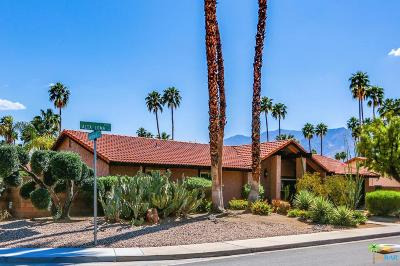 Palm Springs Single Family Home For Sale: 2997 East Alta Loma Drive