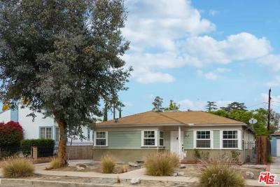 North Hollywood Single Family Home Active Under Contract: 11113 Emelita Street