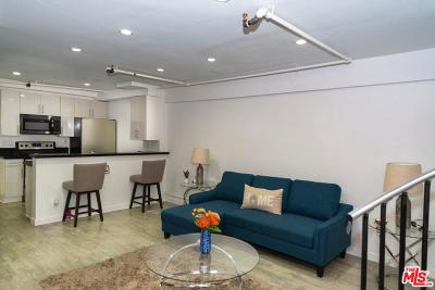 Los Angeles County Condo/Townhouse For Sale: 10982 Roebling Avenue #104