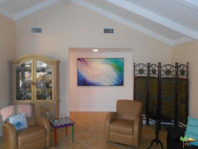 Palm Springs Condo/Townhouse For Sale: 2343 Miramonte Circle #E