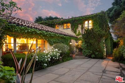 Studio City Single Family Home For Sale: 12165 Iredell Street