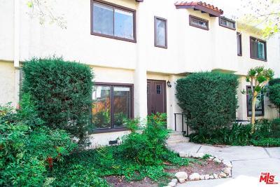 La Crescenta Condo/Townhouse For Sale: 3200 Fairesta Street #11