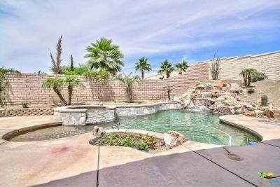 Palm Desert Single Family Home For Sale: 111 Fresco Lane