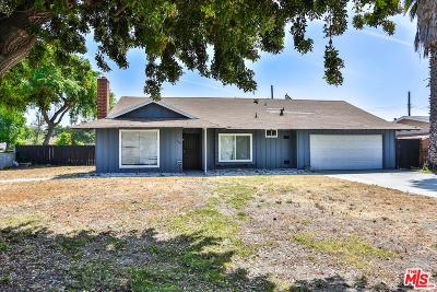 Pomona Single Family Home Active Under Contract: 1890 Leslie Court