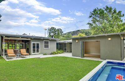 Sherman Oaks Single Family Home For Sale: 14470 Glorietta Drive