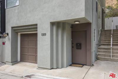 Los Angeles Single Family Home For Sale: 1309 North Beverly Glen