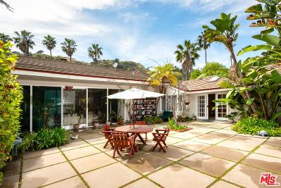 Beverly Hills Single Family Home For Sale: 1902 Coldwater Canyon Drive