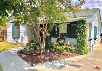 Pasadena Single Family Home For Sale: 310 Linda Rosa Avenue