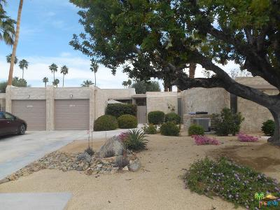 Palm Springs Condo/Townhouse Active Under Contract: 2072 Tamarisk Road