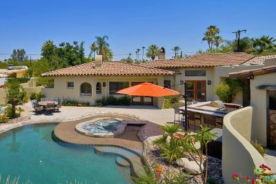 Palm Springs Single Family Home For Sale: 1120 Villa Francea