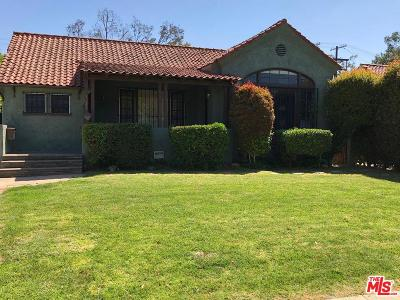 Los Angeles County Single Family Home For Sale: 5422 Edgewood Place