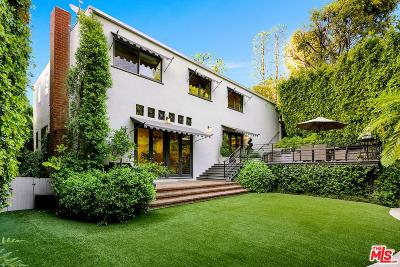 Beverly Hills Single Family Home Active Under Contract: 9730 Elderidge Drive