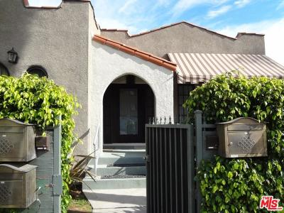 West Hollywood Rental For Rent: 1152 North Gardner Street