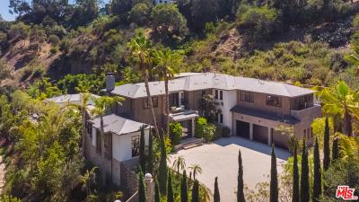 Pacific Palisades Single Family Home For Sale: 1105 Rivas Canyon Road
