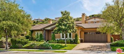 Calabasas Single Family Home For Sale: 25440 Prado De Las Bellotas