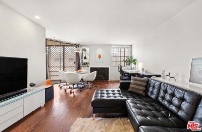 Los Angeles Condo/Townhouse Active Under Contract: 740 North Kings Road #319