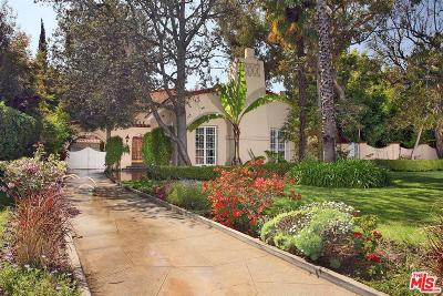 Beverly Hills Rental For Rent: 803 North Bedford Drive