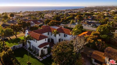 Redondo Beach Single Family Home For Sale: 124 Via Monte Doro