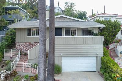 Sherman Oaks Single Family Home For Sale: 15026 Valley Vista