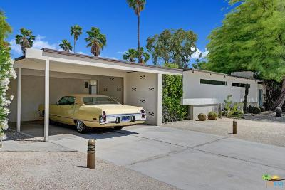 Palm Springs Single Family Home For Sale: 1976 North Berne Drive