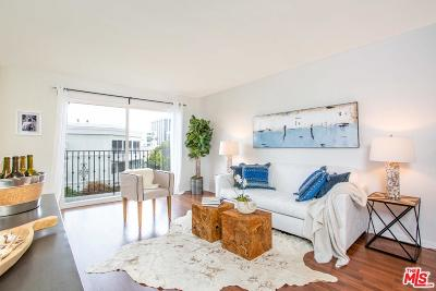 Santa Monica Condo/Townhouse Active Under Contract: 2308 Schader Drive #312