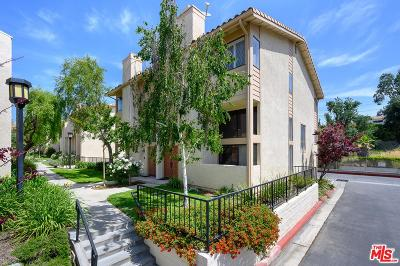 Calabasas Condo/Townhouse Active Under Contract: 26301 West Plata Lane