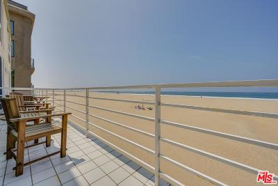 Marina Del Rey Condo/Townhouse For Sale: 4403 Ocean Front #203