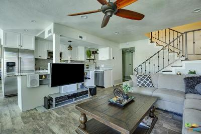 Palm Desert Condo/Townhouse Active Under Contract: 45451 Lupine Lane #27
