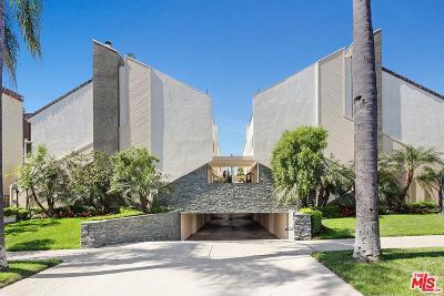Santa Monica Condo/Townhouse For Sale: 812 16th Street #5