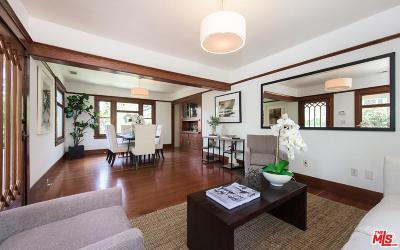 West Hollywood Single Family Home For Sale: 1003 Hancock Avenue