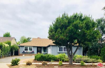 Valley Glen Single Family Home For Sale: 6137 Laurelgrove Avenue