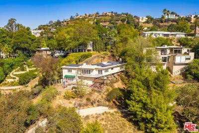Single Family Home For Sale: 2749 Nichols Canyon Road