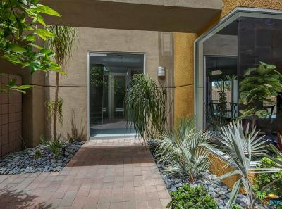 Palm Springs Condo/Townhouse For Sale: 2090 Tangerine Court