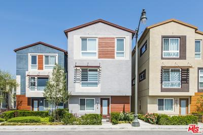 Los Angeles Single Family Home Active Under Contract: 2581 Arvia Street #21
