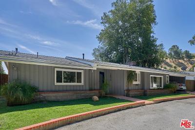 Encino Single Family Home Active Under Contract: 18016 Boris Drive
