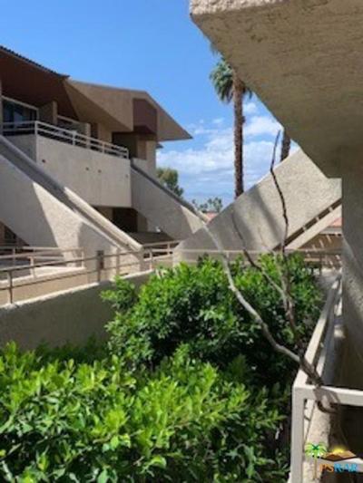 Palm Springs Condo/Townhouse Active Under Contract: 470 Calle Encilla #5