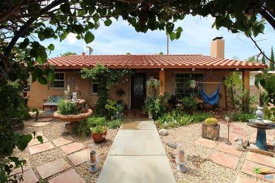 Palm Springs Single Family Home For Sale: 1375 East San Jacinto Way